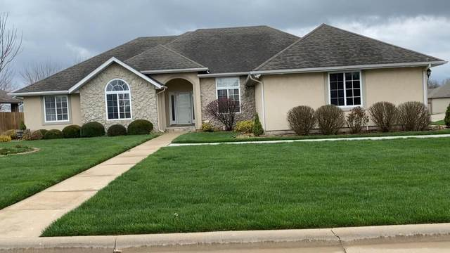 709 S Long Drive, Springfield, MO 65802 (MLS #60159014) :: Weichert, REALTORS - Good Life