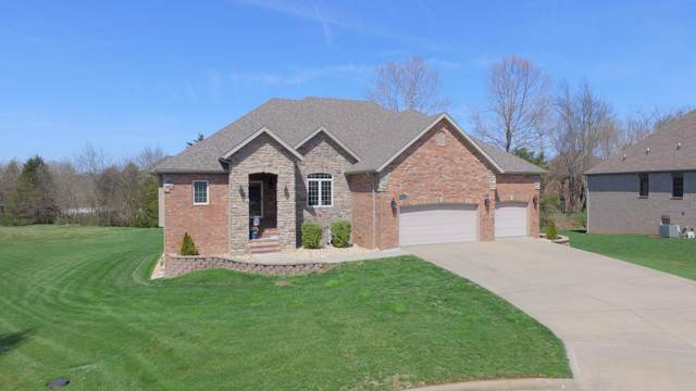 2201 E Parkview Avenue, Ozark, MO 65721 (MLS #60159860) :: The Real Estate Riders