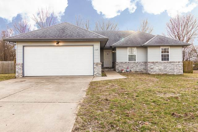 109 Holly Ridge Road, Willard, MO 65781 (MLS #60159994) :: Team Real Estate - Springfield