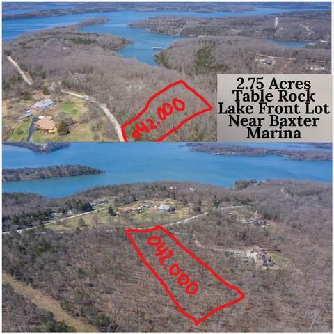 Tbd Lot 17 Alyeska Point Road, Lampe, MO 65681 (MLS #60160337) :: Evan's Group LLC