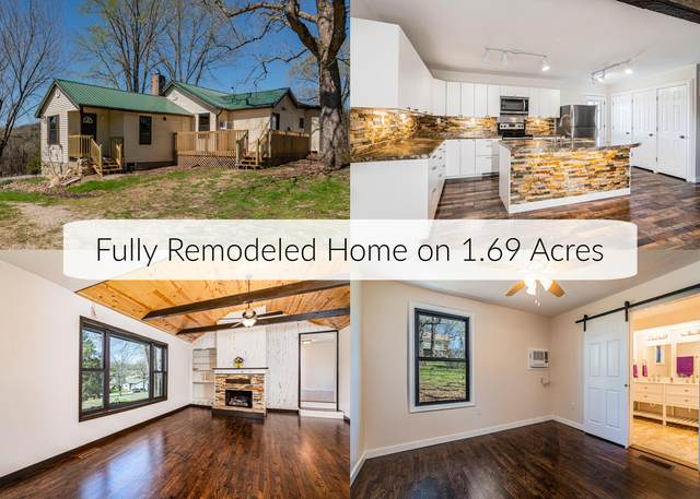 772 Bee Creek Road, Branson, MO 65616 (MLS #60160523) :: Team Real Estate - Springfield