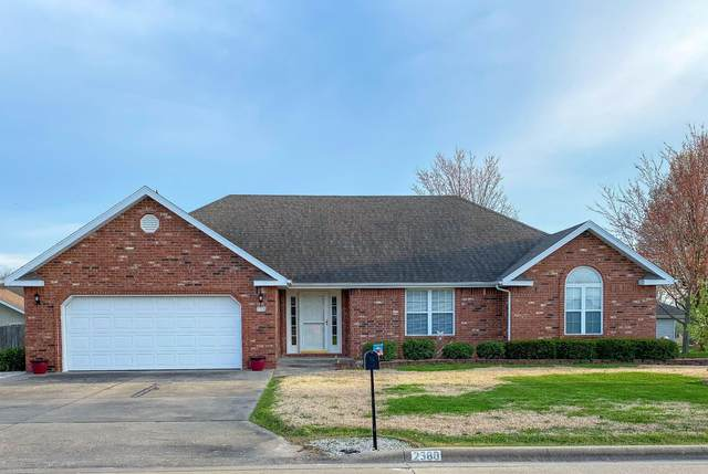 2380 W Cambridge Street, Bolivar, MO 65613 (MLS #60160627) :: Team Real Estate - Springfield
