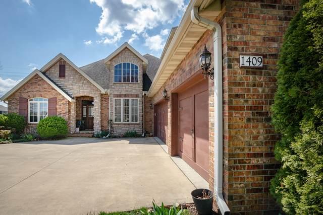 1409 N Wicklow Road, Nixa, MO 65714 (MLS #60160720) :: Team Real Estate - Springfield