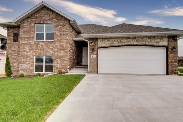 819 E Brewer Avenue Lot 103, Nixa, MO 65714 (MLS #60160934) :: The Real Estate Riders