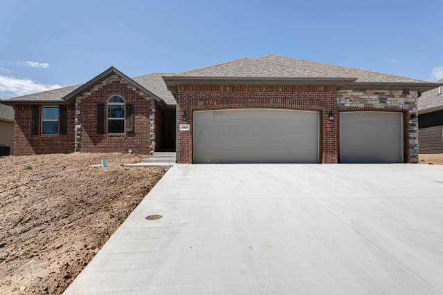 3465 S Lexus Avenue Lot 30, Springfield, MO 65807 (MLS #60160954) :: The Real Estate Riders