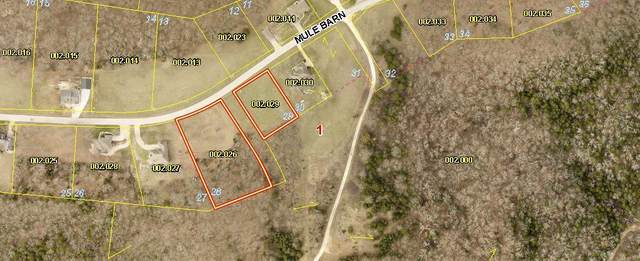 000-1.71 Acres Mule Barn Drive, Cape Fair, MO 65624 (MLS #60161259) :: Team Real Estate - Springfield