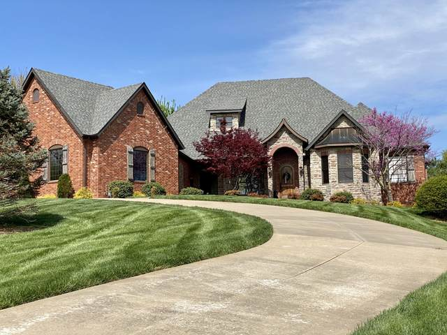 4233 E Longview Circle, Springfield, MO 65809 (MLS #60161722) :: Winans - Lee Team | Keller Williams Tri-Lakes