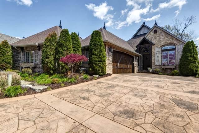 6320 S Creeksedge Drive Unit B, Ozark, MO 65721 (MLS #60161939) :: Clay & Clay Real Estate Team