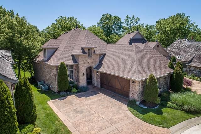 6320 S Creeksedge Drive Unit A, Ozark, MO 65721 (MLS #60161949) :: Clay & Clay Real Estate Team