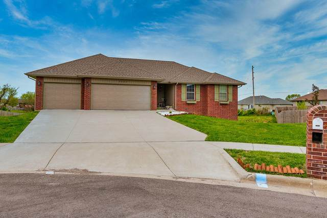 5665 S Vicksburg Battle Court, Battlefield, MO 65619 (MLS #60162323) :: Clay & Clay Real Estate Team