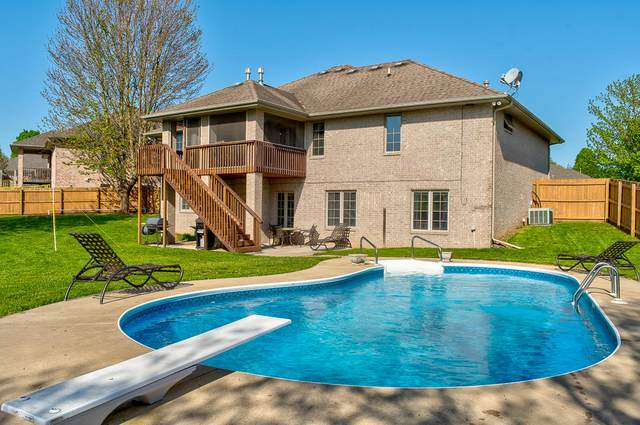 2418 S Driftwood Court, Springfield, MO 65807 (MLS #60162628) :: Sue Carter Real Estate Group
