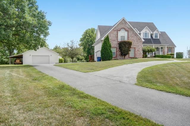 284 Green Oaks Drive, Ozark, MO 65721 (MLS #60162635) :: Evan's Group LLC
