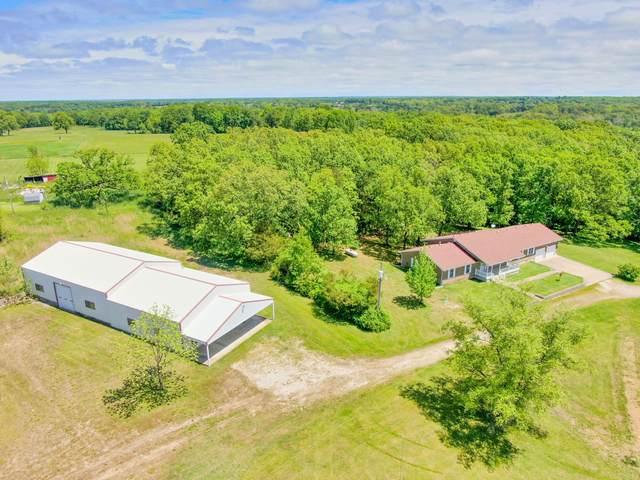 2532 State Highway W, Marshfield, MO 65706 (MLS #60162768) :: Team Real Estate - Springfield