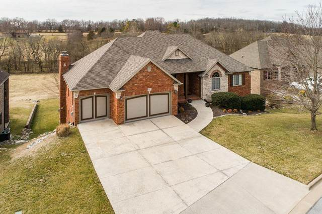 5907 S Northern Ridge Road, Springfield, MO 65810 (MLS #60163361) :: Clay & Clay Real Estate Team