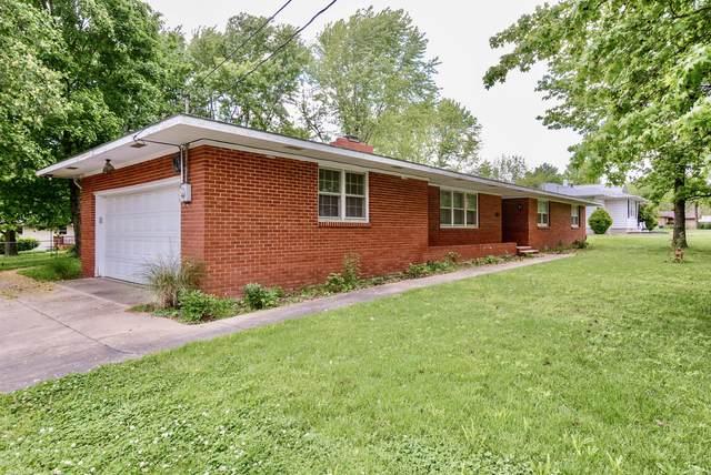 400 Pleasant Drive, Monett, MO 65708 (MLS #60163560) :: Sue Carter Real Estate Group