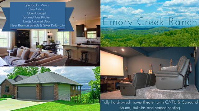 1108 Emory Creek Blvd, Branson, MO 65616 (MLS #60164403) :: Weichert, REALTORS - Good Life
