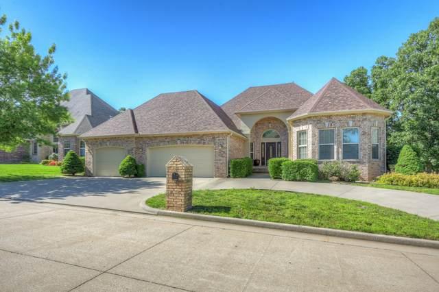 2810 E Ridgeview Drive, Joplin, MO 64801 (MLS #60164519) :: Sue Carter Real Estate Group