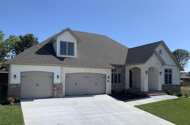 874 E Emerald Terrace, Nixa, MO 65714 (MLS #60164866) :: Weichert, REALTORS - Good Life