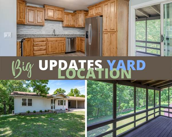 38 James River Road, Kimberling City, MO 65686 (MLS #60165226) :: Clay & Clay Real Estate Team