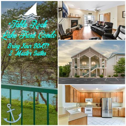 255 Lower Emerald Bay #2, Hollister, MO 65672 (MLS #60165947) :: The Real Estate Riders