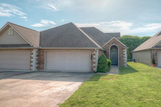 2208 Benjamin Drive, Carthage, MO 64836 (MLS #60167428) :: The Real Estate Riders