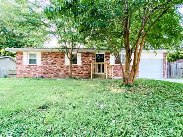 143 N Rechow Avenue, Bolivar, MO 65613 (MLS #60167540) :: Sue Carter Real Estate Group