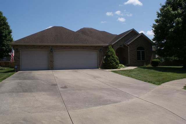 904 E Ridge Court, Ozark, MO 65721 (MLS #60167827) :: Weichert, REALTORS - Good Life