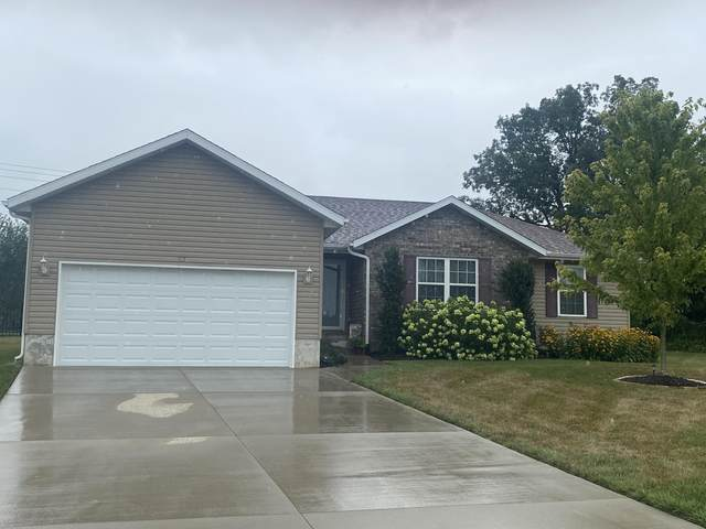 1510 Westbrook Street, Marshfield, MO 65706 (MLS #60170086) :: Evan's Group LLC