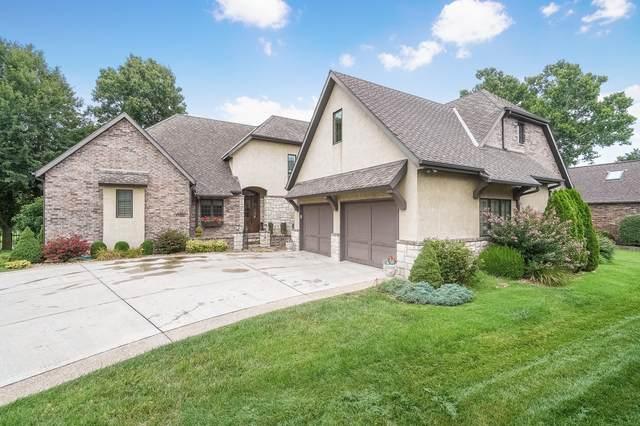8715 Interlochen Drive, Nixa, MO 65714 (MLS #60170533) :: Clay & Clay Real Estate Team