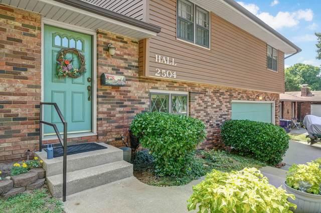 2504 S Franklin Avenue, Springfield, MO 65807 (MLS #60170999) :: Weichert, REALTORS - Good Life