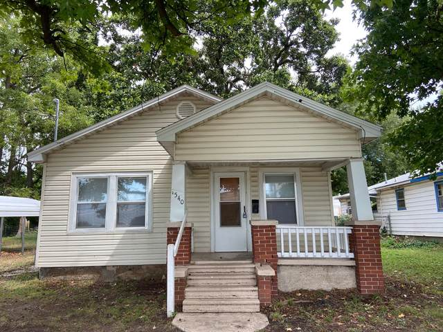 2540 N Broadway Avenue, Springfield, MO 65803 (MLS #60171069) :: The Real Estate Riders