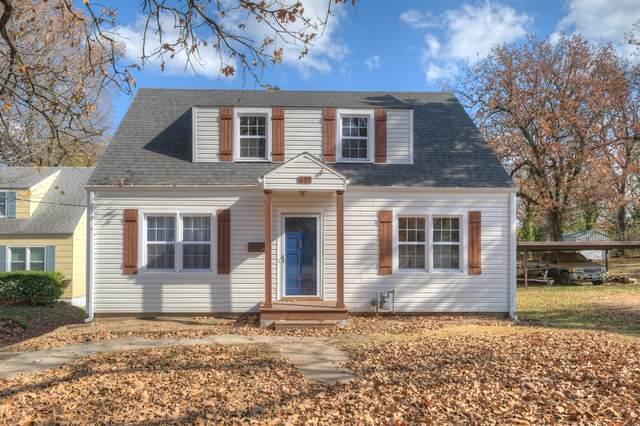 609 Oak Ridge Drive, Neosho, MO 64850 (MLS #60171435) :: Sue Carter Real Estate Group