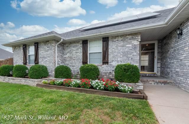 827 S Mark Street, Willard, MO 65781 (MLS #60172652) :: Clay & Clay Real Estate Team