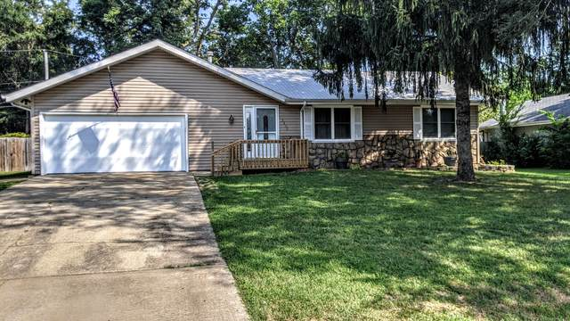3375 W El Castile Street, Springfield, MO 65804 (MLS #60172846) :: Winans - Lee Team | Keller Williams Tri-Lakes