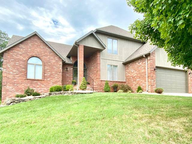 1115 N Chelmsworth Lane, Springfield, MO 65802 (MLS #60172992) :: Sue Carter Real Estate Group