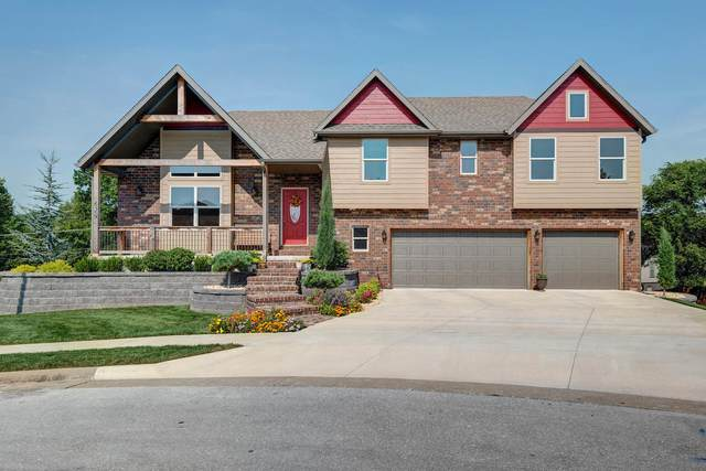 629 N Lincoln Court, Ozark, MO 65721 (MLS #60173164) :: Clay & Clay Real Estate Team