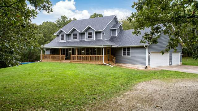 196 Dogwood Ridge Drive, Rogersville, MO 65742 (MLS #60173376) :: Clay & Clay Real Estate Team