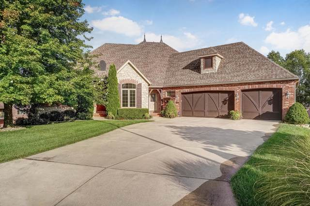 853 E Rush Court, Nixa, MO 65714 (MLS #60174374) :: Weichert, REALTORS - Good Life