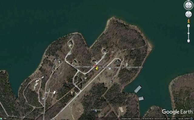 18 Green Cottage Drive, Shell Knob, MO 65747 (MLS #60174825) :: Winans - Lee Team | Keller Williams Tri-Lakes