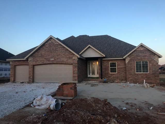 1511 N Edgemont Circle, Springfield, MO 65802 (MLS #60175698) :: Sue Carter Real Estate Group