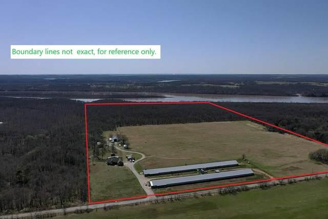 62725 E 170 Road, Wyandotte, OK 74370 (MLS #60176322) :: Tucker Real Estate Group | EXP Realty