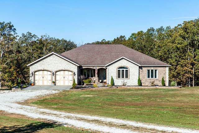 21268 State Hwy D, Hermitage, MO 65668 (MLS #60176607) :: Sue Carter Real Estate Group