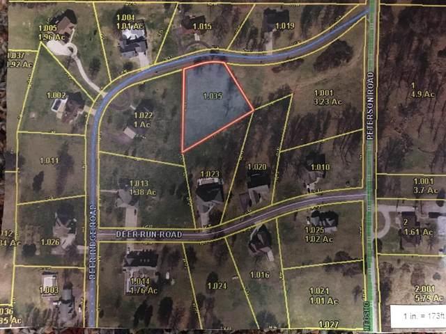 Lot 35 Deer Ridge, Neosho, MO 64850 (MLS #60177547) :: Clay & Clay Real Estate Team