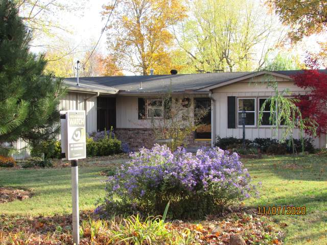 2160 S Oak Grove Avenue, Springfield, MO 65804 (MLS #60177836) :: Sue Carter Real Estate Group