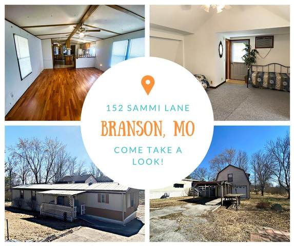 152 Sammy Lane, Branson, MO 65616 (MLS #60179058) :: United Country Real Estate