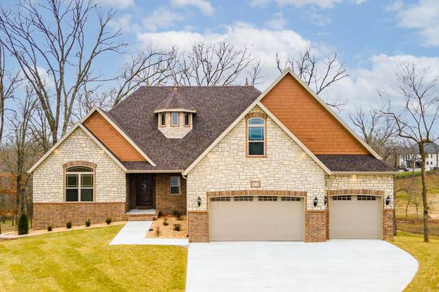 852 W Ailesbury Road, Nixa, MO 65714 (MLS #60179091) :: United Country Real Estate