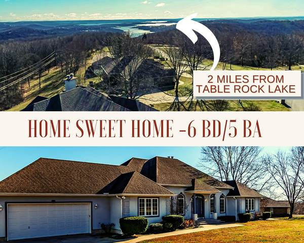 544 Mark Twain Drive, Branson West, MO 65737 (MLS #60179349) :: Clay & Clay Real Estate Team