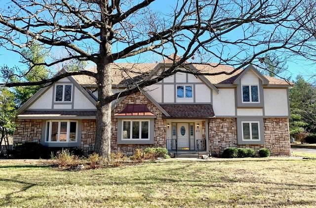 211 S Morgan Drive, Joplin, MO 64801 (MLS #60179744) :: The Real Estate Riders