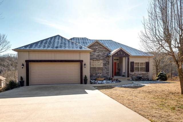 280 Roark Branch Drive, Branson West, MO 65737 (MLS #60181621) :: The Real Estate Riders