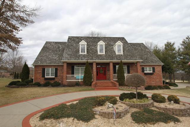 4216 Greenbriar Drive, Nixa, MO 65714 (MLS #60182010) :: Team Real Estate - Springfield